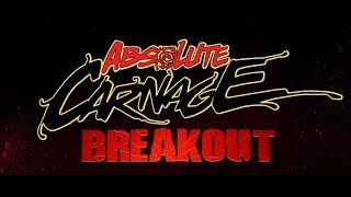 Absolute Carnage: Breakout | Marvel Ultimate Comics
