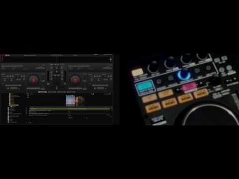 Denon DN-SC2000 in combinatie met Virtual DJ - LichtGeluidOnline.nl