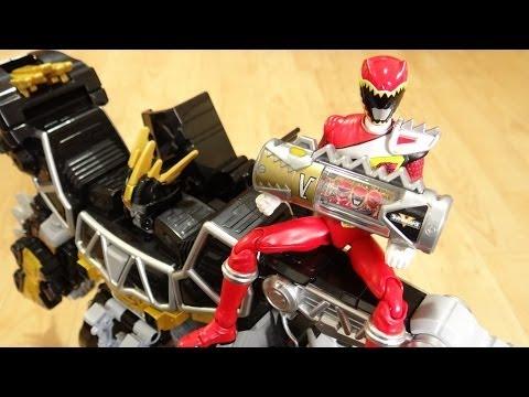 37スーパー戦隊を一気に名乗り!スーパー戦隊獣電池 スペシャルVer レビュー!DXキョウリュジンダークVer に付属 キョウリュウジャー
