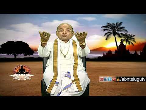 Garikapati Narasimha Rao About Goddess Power | Nava Jeevana Vedam | Episode 1366 | ABN Telugu