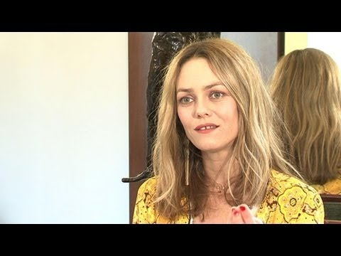 Rencontre avec Vanessa Paradis autour de son nouvel album - 10/05