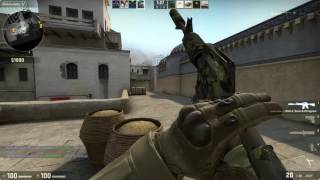 Counter Strike Global Offensive Competitive Match 5v5 #41
