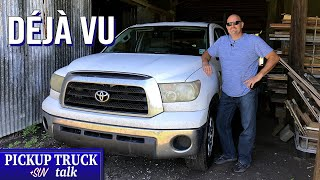 Crazy! Another 2007 Toyota Tundra Breaks the Million Mile Mark