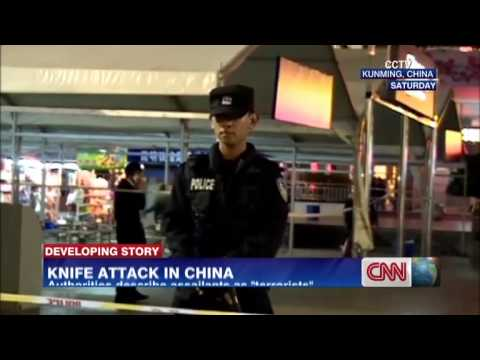 China Train Station Killings Described As A Terrorist Attack