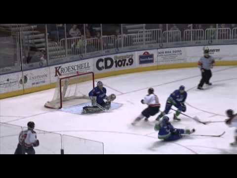 Rivermen Highlights: 4-1 Loss Vs. Columbus in Game 3 :: March 30, 2014
