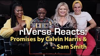 Baixar rIVerse Reacts: Promises by Calvin Harris, Sam Smith - M/V Reaction