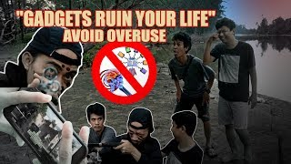 """Funny Fishing """"gadgets ruin your life"""""""
