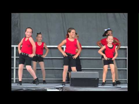 South Florida Cloggers - City of Sunrise Earth Day Festival - 042013