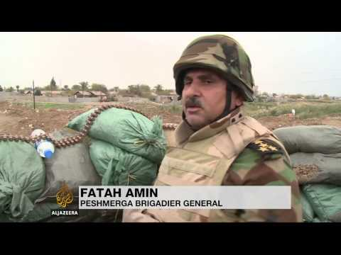 Iraq's Kurdish fighters accused of war crime