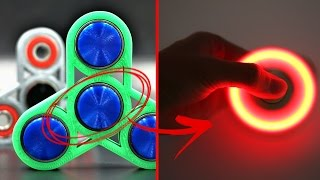 SPINNERS : Realiza TRUCOS INCREÍBLES con tus manos!! Spinner fidget toy (Nuevo juguete de moda)