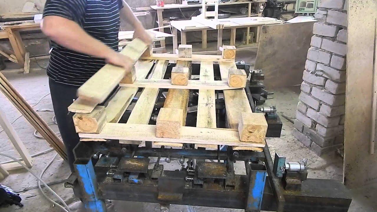 Производство поддонов: оборудование и бизнес план 53