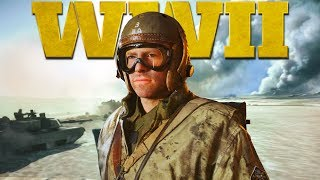 The Most Realistic Game EVER! - COD WW2 Funny Moments