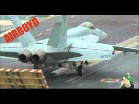 USS Carl Vinson Flight Deck (2010)