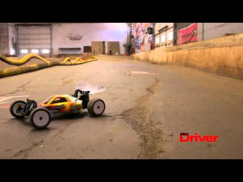 Team Durango DEX210 V3 Competition 2wd Buggy Track Action