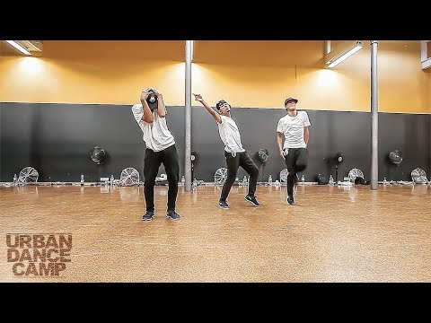 "Quick Crew :: ""Blurred Lines"" by Robin Thicke (Choreography) :: Urban Dance Camp"
