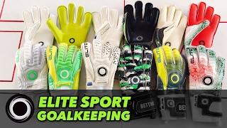 Elite Sport Goalkeeping
