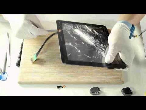 Samsung Galaxy Tablet 10.1 Screen Repair