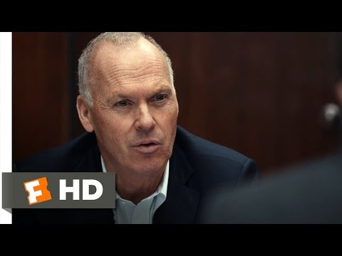 Spotlight (2015) - Everybody Already Knows Scene (7/10) | Movieclips