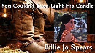 Watch Billie Jo Spears You Couldnt Even Light His Candle video