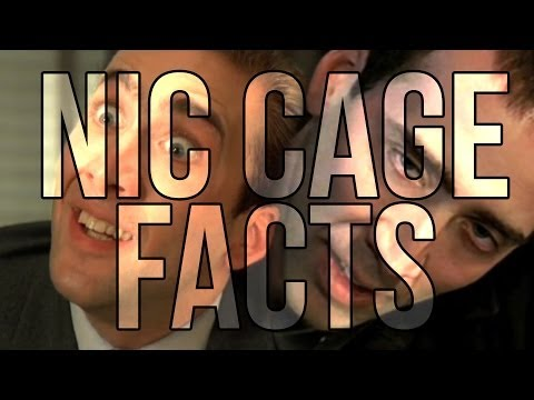 All The Most Important Nicolas Cage Facts
