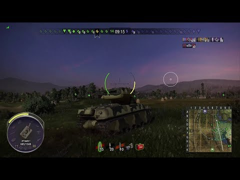 """M6A2E1 """"Mutant 6"""" Mastery Ace Tanker gameplay on Prokhorovka 