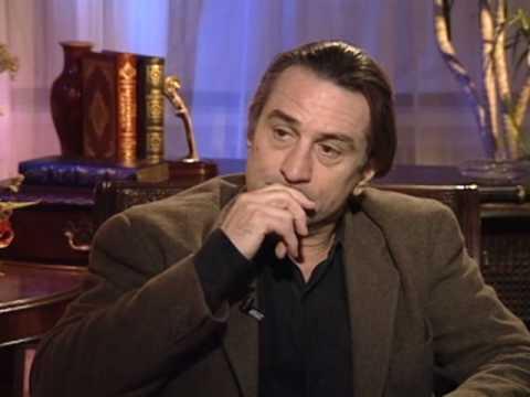 Jim Ferguson Classic Interview with Robert De Niro for A Bronx Tale