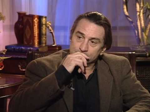 Jim Ferguson Classic Interview With Robert De Niro For A Bronx Tale