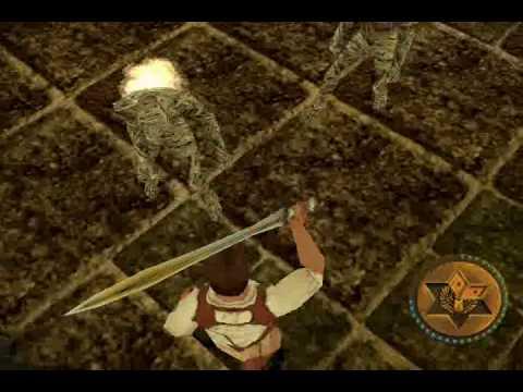 A Múmia Gameplay