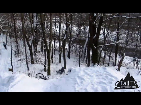 Ultimate Winter Fail Compilation 2014