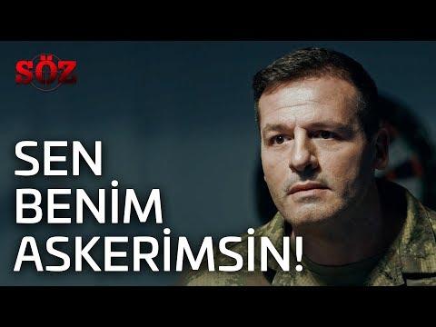 Söz | 29.Bölüm - Sen Benim Askerimsin!