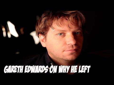 Godzilla - Gareth Edwards discusses why he left