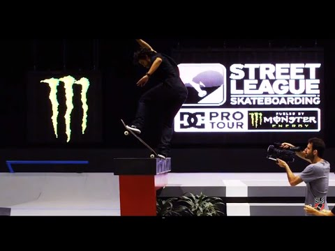 Street League 2012: Paul Rodriguez AZ Chopped & Screwed