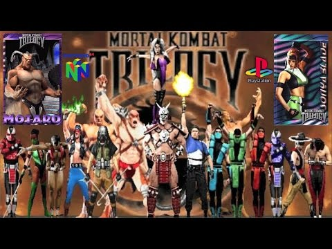 10 Awesome Facts On MORTAL KOMBAT TRILOGY