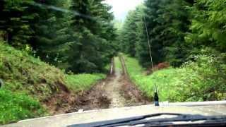 OFF ROAD EXPEDICE 4x4 - ROMANIA 2013 FULL MOVIE EXTREME