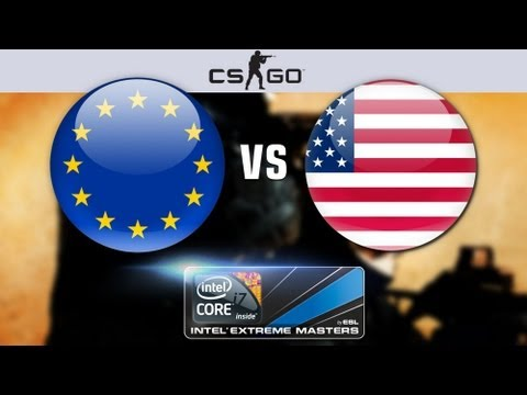 Counter-Strike Global Offensive: America vs. Europe