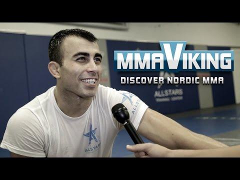 Meet Makwan Amirkhani - Finlands Newest UFC Fighter