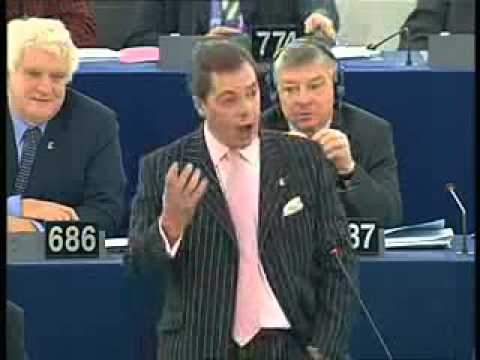 EU Corruption - UK MEP Expose The EU Commission as Currupt To The Core