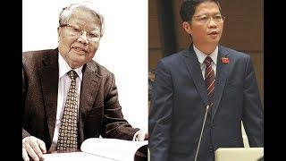 Cuộc đời và sự nghiệp Nguyên Chủ tịch Nước Trần Đức Lương cùng con trai Bộ trưởng Trần Tuấn Anh