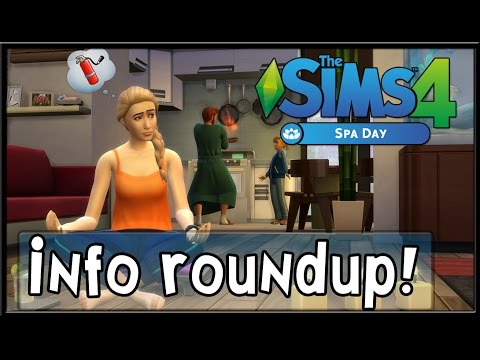 The Sims 4 Spa Day Info/Thoughts: News Roundup (July 5)