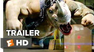 Teenage Mutant Ninja Turtles: Out of the Shadows 'Bebop & Rocksteady' Official Trailer (2016) HD