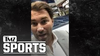 Boxing Promoter Eddie Hearn Says Logan Paul, KSI Fight Is Stupid And Brilliant