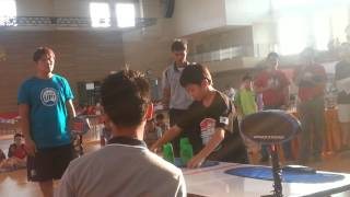 Sport stacking : Asian championships cycle SOC