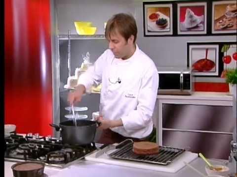 Torta sacher di montersino youtube for Ricette di torte