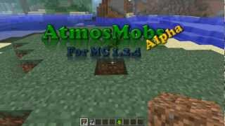 Minecraft Mod - AtmosMobs - Alpha