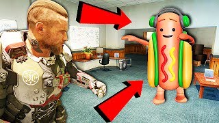 Black Ops 3 - HIDE AND SEEK ON CRAZY MODDED MAPS! (Funny Hide N' Seek)