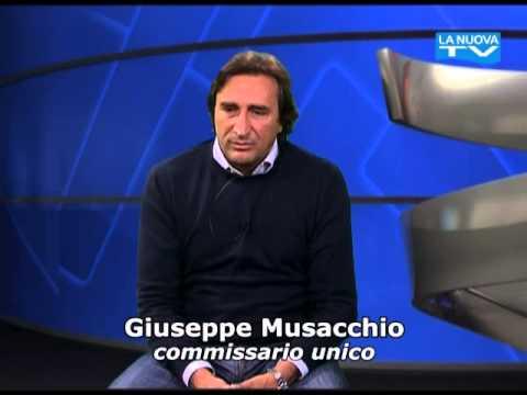 Intervista al Commissario unico dei Consorzi di Bonifica - Giuseppe Musacchio