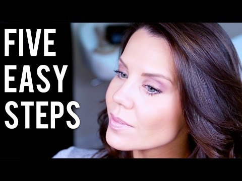5 STEPS TO FLAWLESS EYES | Makeup For Beginners