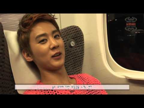 TEENTOP ZEPP TOUR CD2 - MAKING FILM (OSAKA) [Part1]