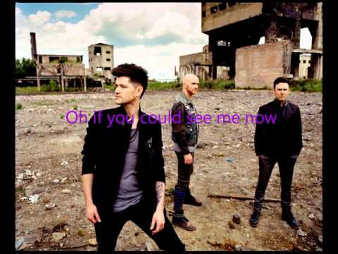 If You Could See Me Now - The Script (lyrics Clean) video