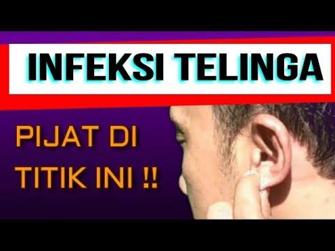 Video obat nyeri infeksi telinga